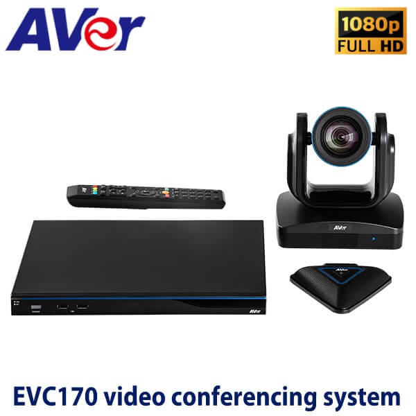 Aver Evc170 Full Hd Video Conferencing System Uae