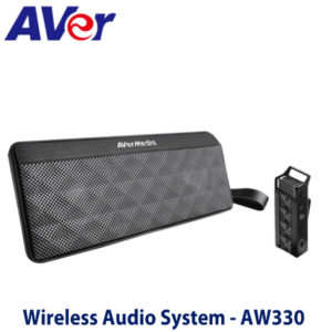 Aver Wireless Classroom Audio System Aw330 Dubai