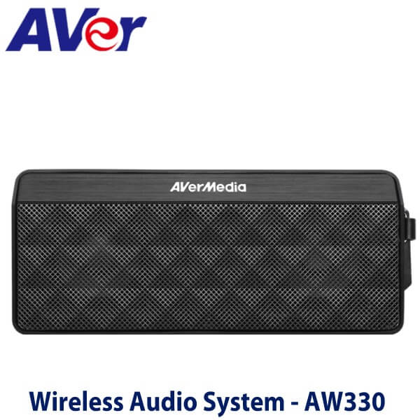 Aver Wireless Classroom Audio System Aw330 Uae