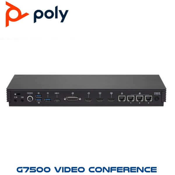 Poly G7500 Video Conference Dubai