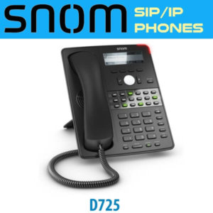 Snom D725 Ip Phone Dubai